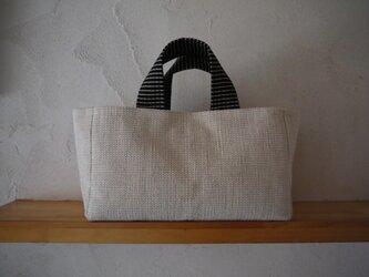 裂き織りバッグ NO13の画像