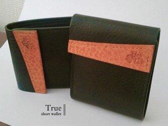 【SALE即納品】True / 折り財布の画像