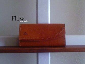 Flow / 長財布の画像