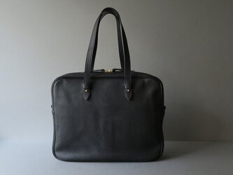 A4 rectangle bag (black)の画像