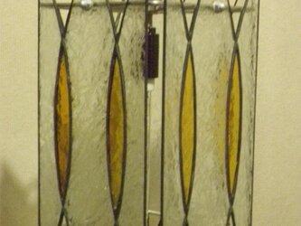 ステンドグラス(長型ペンダント)の画像