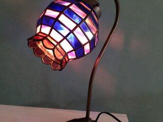グースネックのランプ(yoshiko yano)の画像