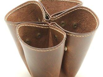 【受注生産】小物入れ チョコの画像