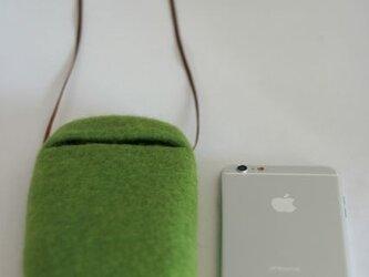 cocoon(グリーン)LLサイズ ※ポケット付の画像