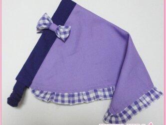 りぼんの三角巾−子供用の画像