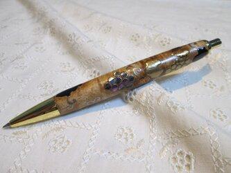 蒔絵ボールペン 葡萄の画像