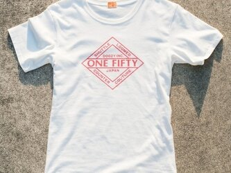 'One Fifty' Tシャツの画像