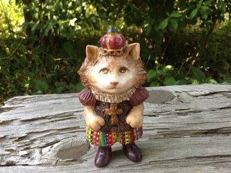 猫の王様の画像