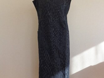 古布 ジャンパースカート(裏付き)の画像