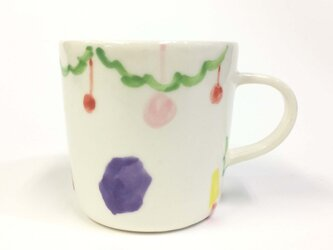 "Meoto cup/M ""Mug""(Xmas version1)の画像"