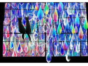 ジルのいたあの雨の日 A4サイズ の画像