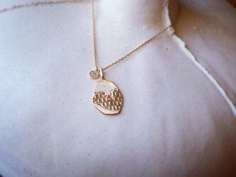 K10 ハートの欠片 dia necklaceの画像