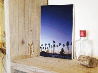 リサイクルフォトパネル|ビーチサイドカレンダー'11/1-2の画像