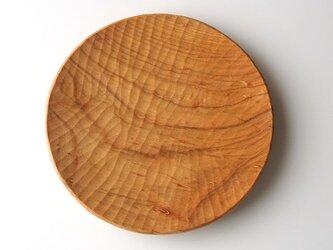 桜のパン皿 24㎝の画像