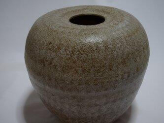 泥彩文琳大壺の画像