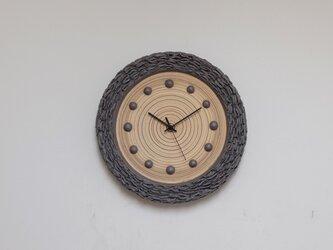 炭化丸時計の画像