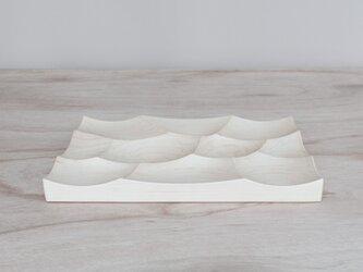 木製トレイ (ハードメープル)Storm Tray (L)の画像