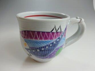 たっぷりマグカップの画像