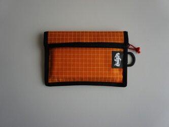 flap pouch  Dyneema X  Autumn Orangeの画像
