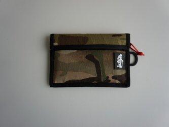 flap pouch  x-pac MultiCamの画像