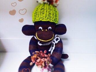ソックモンキー チョコレートな僕の画像