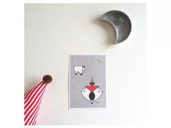 ポストカード 続きは紙の世界で 2枚の画像