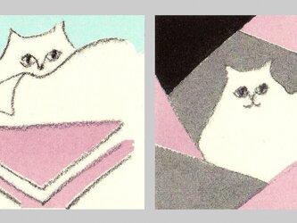 ミニカードセット ポートレイト 2セットの画像