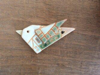 鳥ブローチ(№245)の画像
