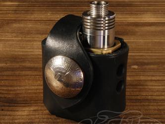 Vape「Phantus Mini Brass Monkee」専用レザーケース #001の画像