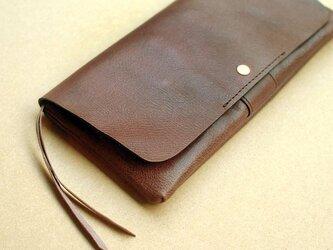 やわらかい革の長財布 GOAT(山羊革)の画像