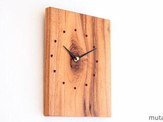 クルミの時計8の画像