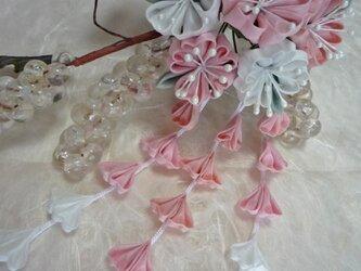 桜のかんざし Pinkの画像