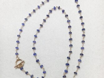 drusy agate pendantの画像