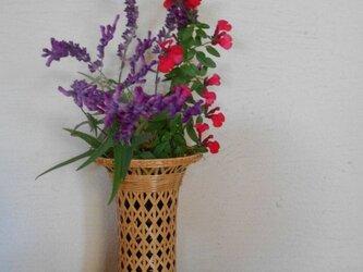 口広かご(花籠)の画像