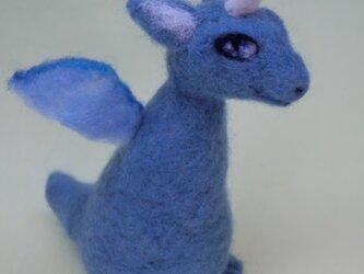 ちびドラゴン「青碧」の画像