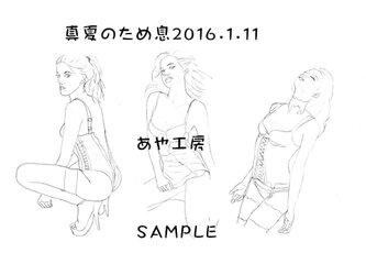 大人の塗り絵2016/01/11(POST CARD)の画像