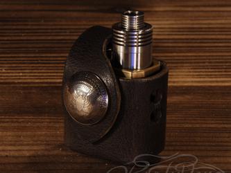 Vape「Phantus Mini Brass Monkee」専用レザーケース #002の画像