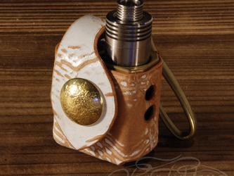 Vape「Phantus Mini Brass Monkee」専用レザーケース #004の画像