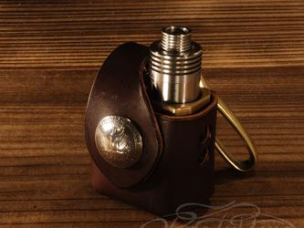 Vape「Phantus Mini Brass Monkee」専用レザーケース #005の画像