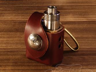 Vape「Phantus Mini Brass Monkee」専用レザーケース #006の画像