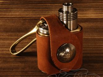 Vape「Phantus Mini Brass Monkey」専用レザーケース #007の画像
