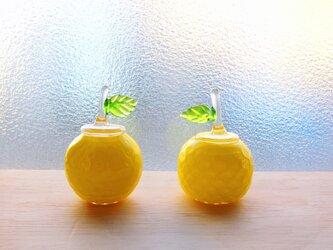 ふたもの:柚子の画像