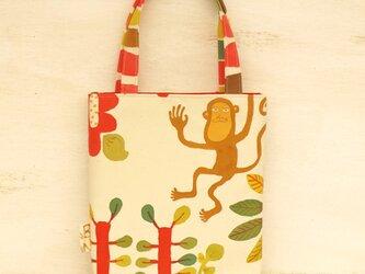 だっちゃめ様オーダー 猿Bagの画像