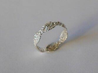 再販★lace ring(sv)の画像