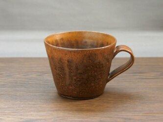 赤銅釉 マグカップ(無地)の画像