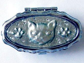 ピルケース 猫の画像