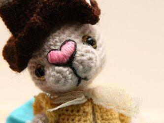 帽子ウサギさんの画像