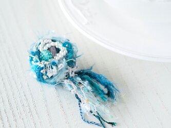 人魚姫のブローチ&コーム【販売終了】の画像