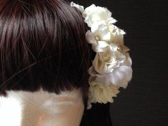 お花の詰合わせカチューシャ 4の画像