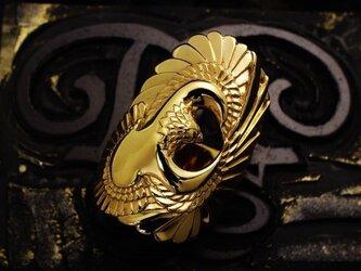金鷹の指輪【ROF001RG】の画像